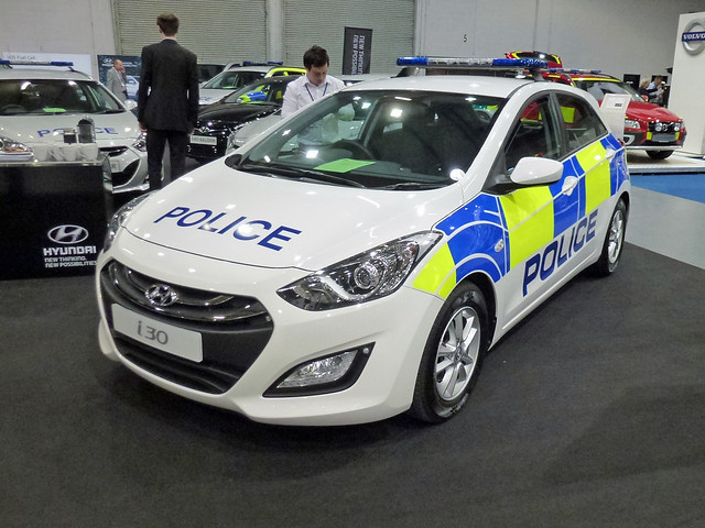 police hyundai i30 flickr photo sharing. Black Bedroom Furniture Sets. Home Design Ideas