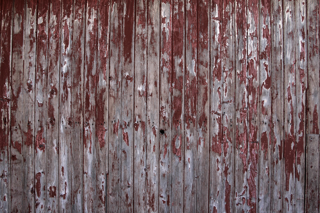 Red Barn Wood Siding Texture Jordan Kauffman Flickr