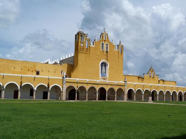 Convento de San Antonio de Padua en Izamal (México)