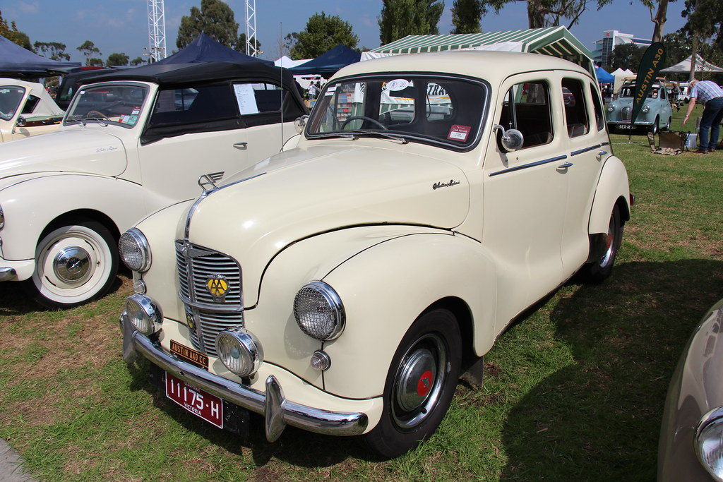 1950 Austin A40 Devon Saloon The Austin Motor Company Of