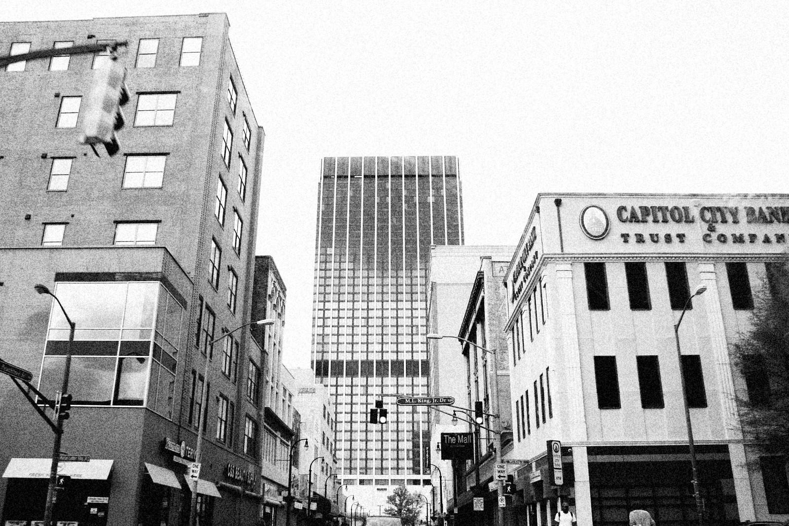 Capitol City Bank & Trust Company, Downtown Atlanta