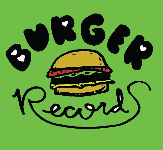burger records logo