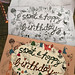 Sweet Happy Birthday Placemat