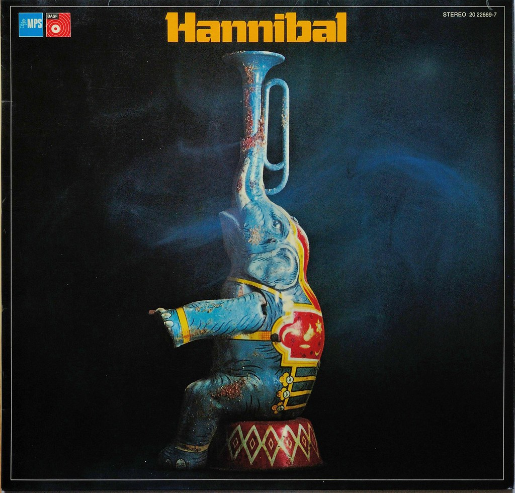 Hannibal Marvin Peterson And The Sunrise Orchestra Hannibal