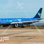 Airbus A330-200 Azul Linhas Aéreas PR-AIT - Tudo Azul