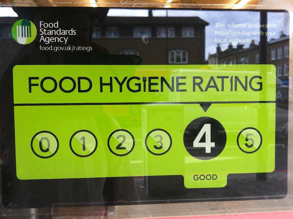 Report Food Hygiene Uk