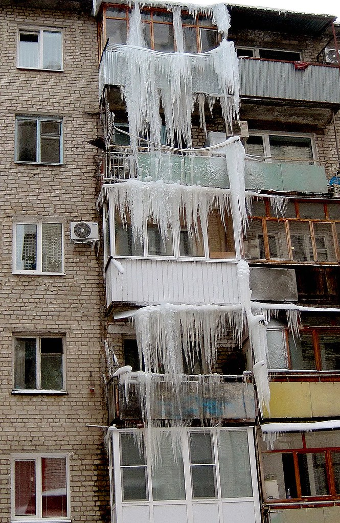 Saratov Russia How To Breed Icicles In Russia Quite