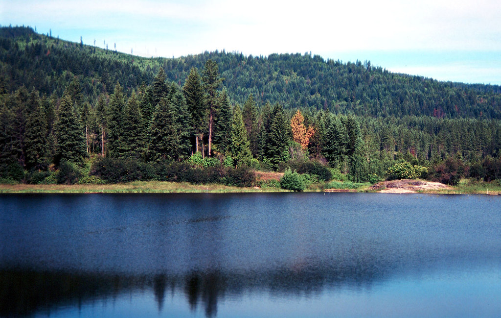 Spirit lake spirit lake courtesy of idaho tourism for Idaho fish and game jobs