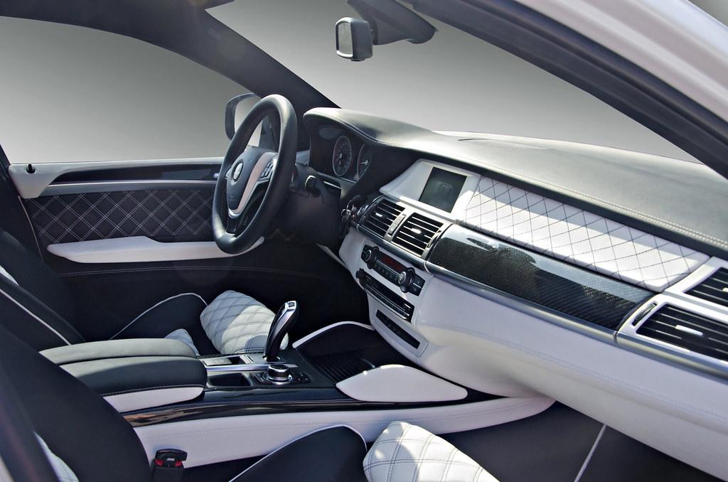 Bmw X6 Hamann Tyccon Evo M Interior Interior Of Bmw X6