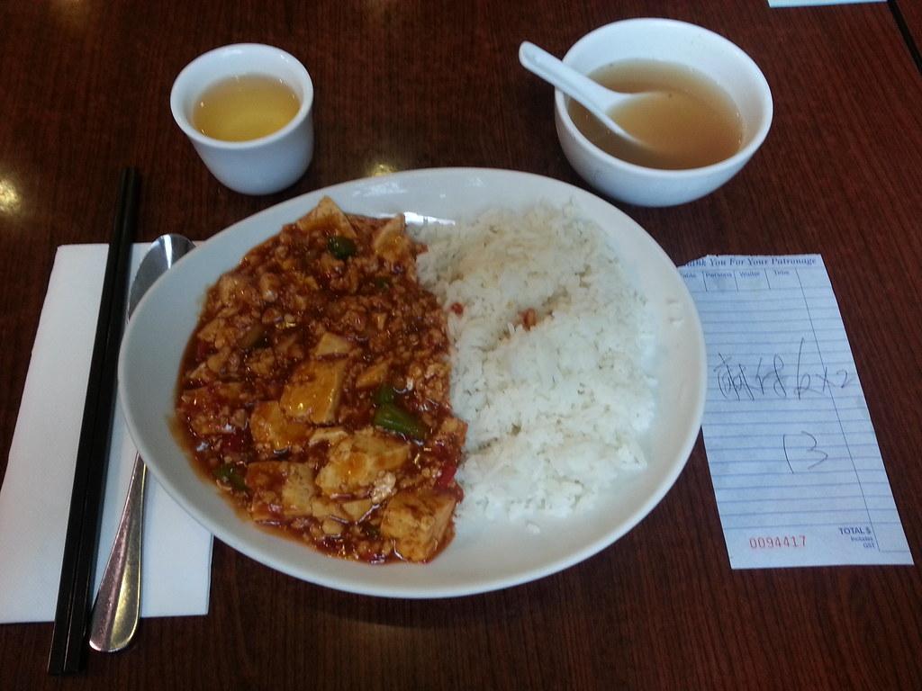 Chinese Restaurant Mapo Tofu Gainesville