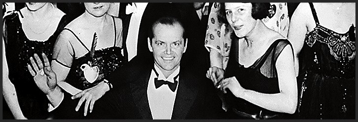 Come Join Us Stanley Kubrick S The Shining Jack Nichol