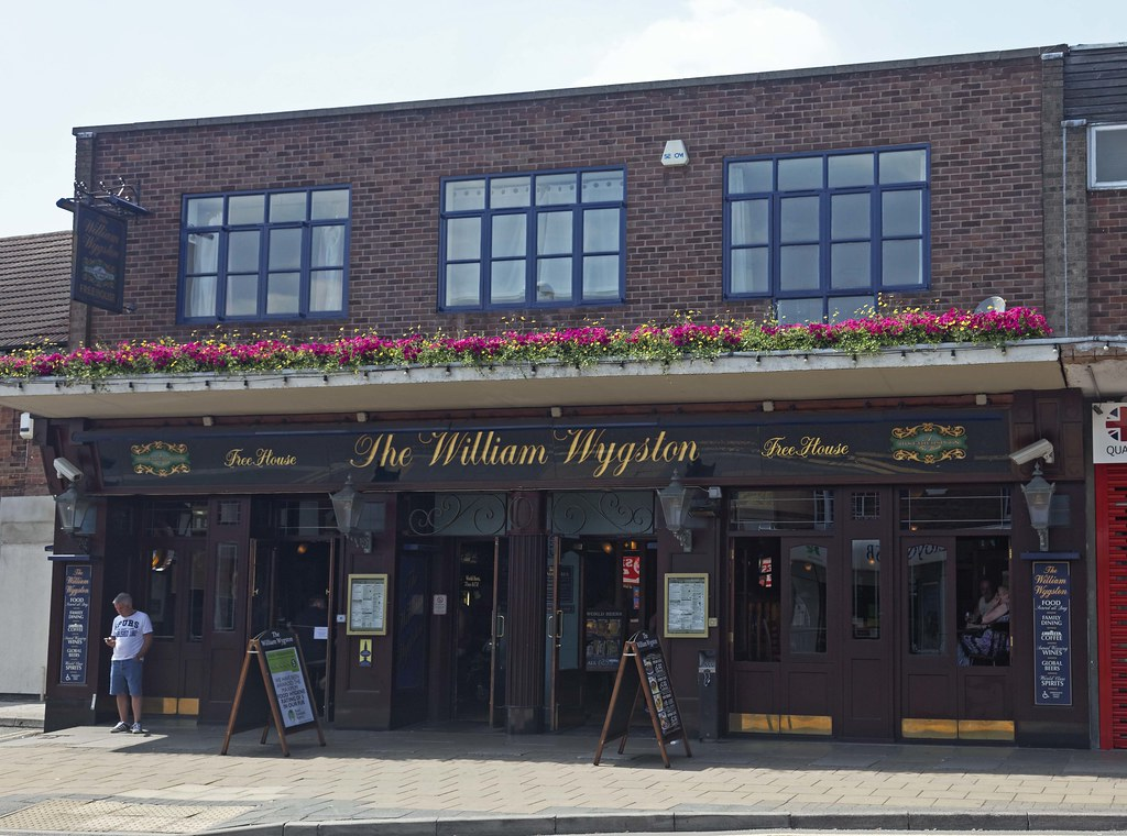 wigston magna william wygston this wetherspoon pub is. Black Bedroom Furniture Sets. Home Design Ideas