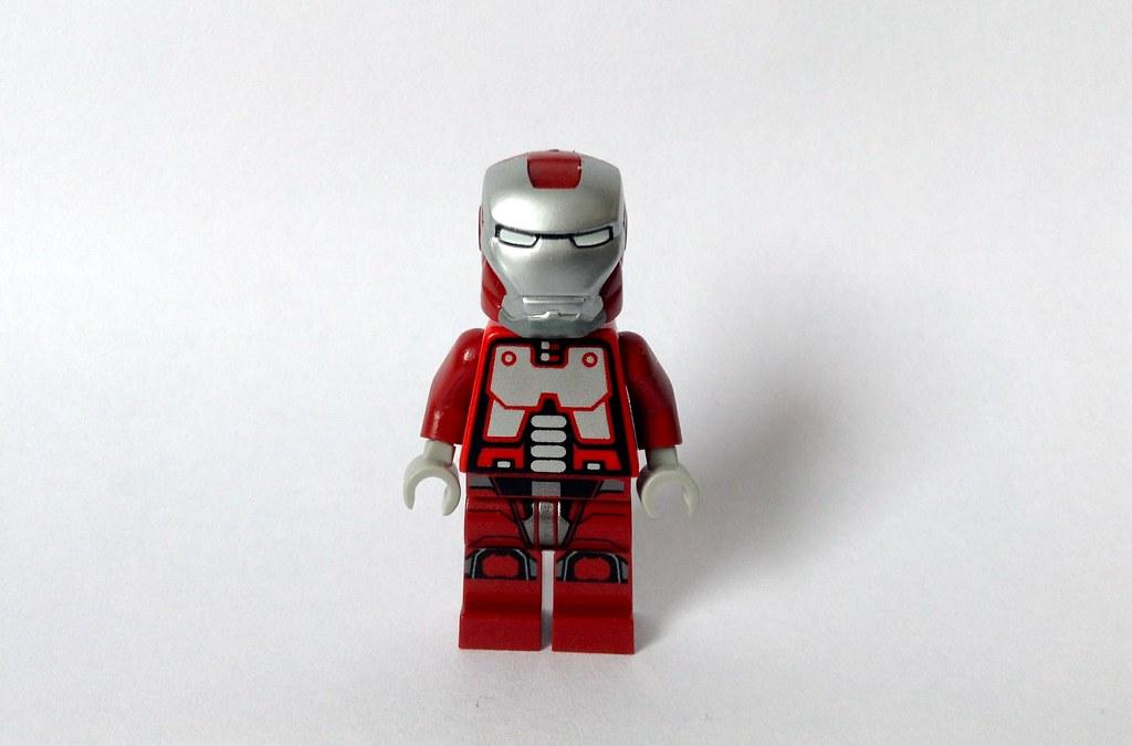 lego iron man mark 28 - photo #18