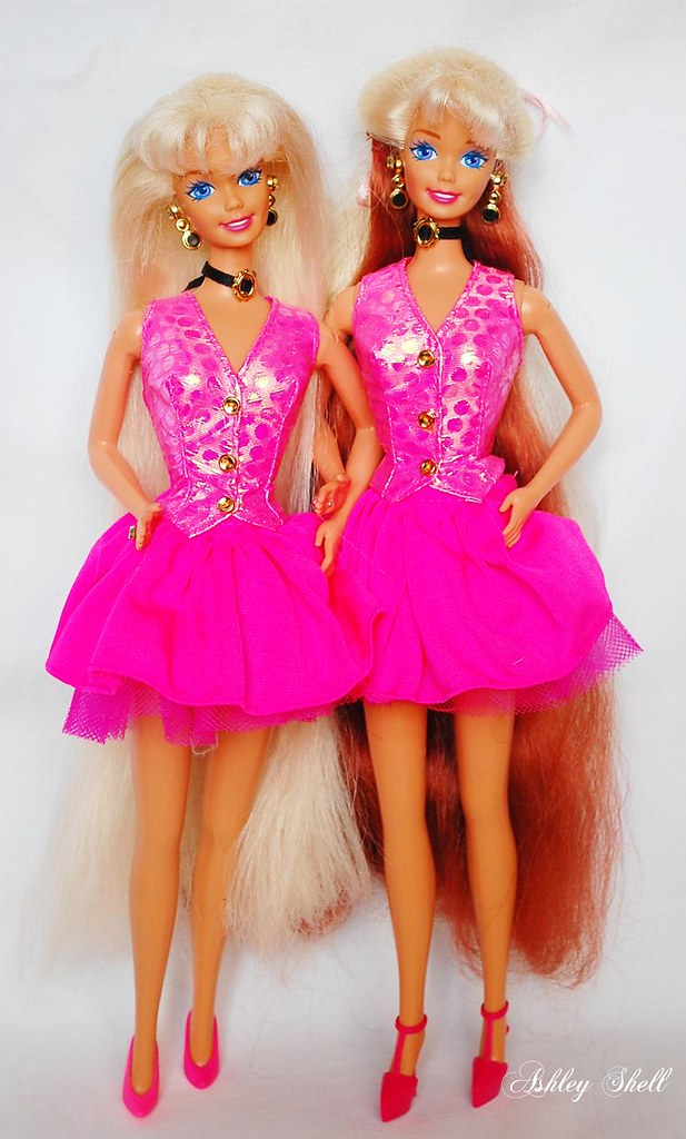 Barbie Cut N Style 1995