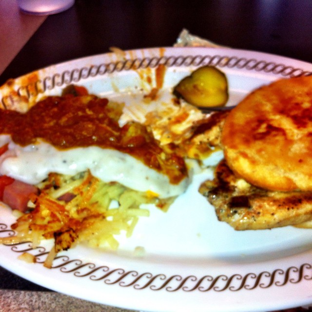 Waffle House Loaded Hash Browns Hash Browns Waffle House