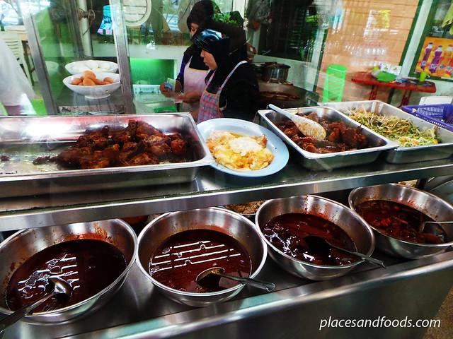 kelantan restaurant hatyai mix rice