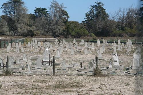 Leper graveyard, Robben Island