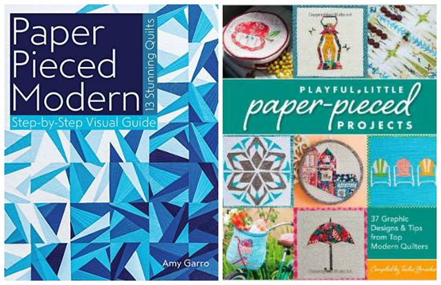 Foundation Paper Piecing Books