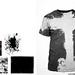 fallen cross tshirt design by the VCAD student Jordan W