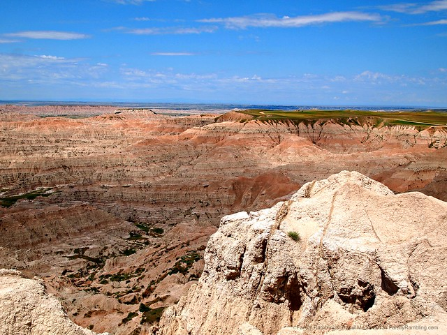 Badlands National Park South Dakota Tips For Visiting