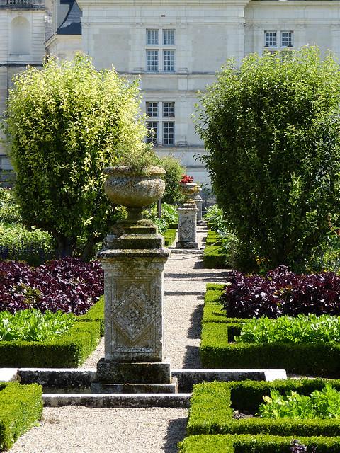 Jardin ch teau villandry 02 flickr photo sharing for Jardin villandry
