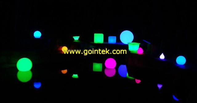 Luz llevada decoraci n de la seta luz llevada decoraci n for Setas decoracion