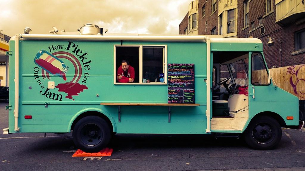 Great Food Truck In Seattle Rick Takagi Flickr