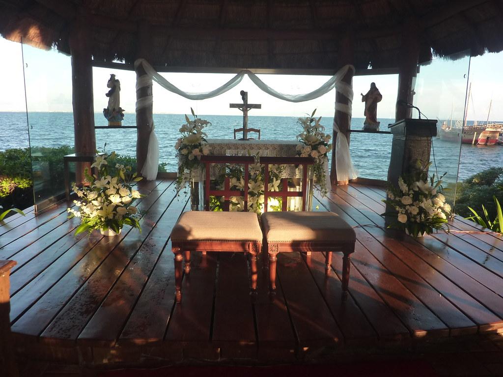 Decoracion de capilla en cancun riviera maya decoracion for Decoracion en cancun