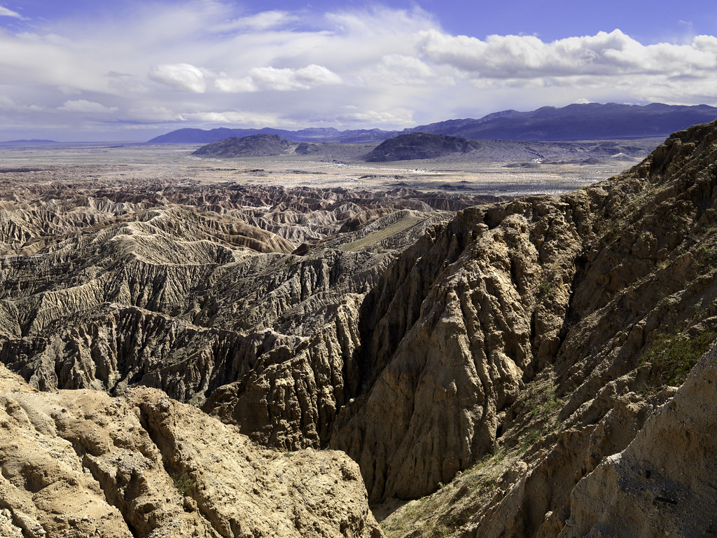 Anza Borrego Desert Sp Hottest Places In California