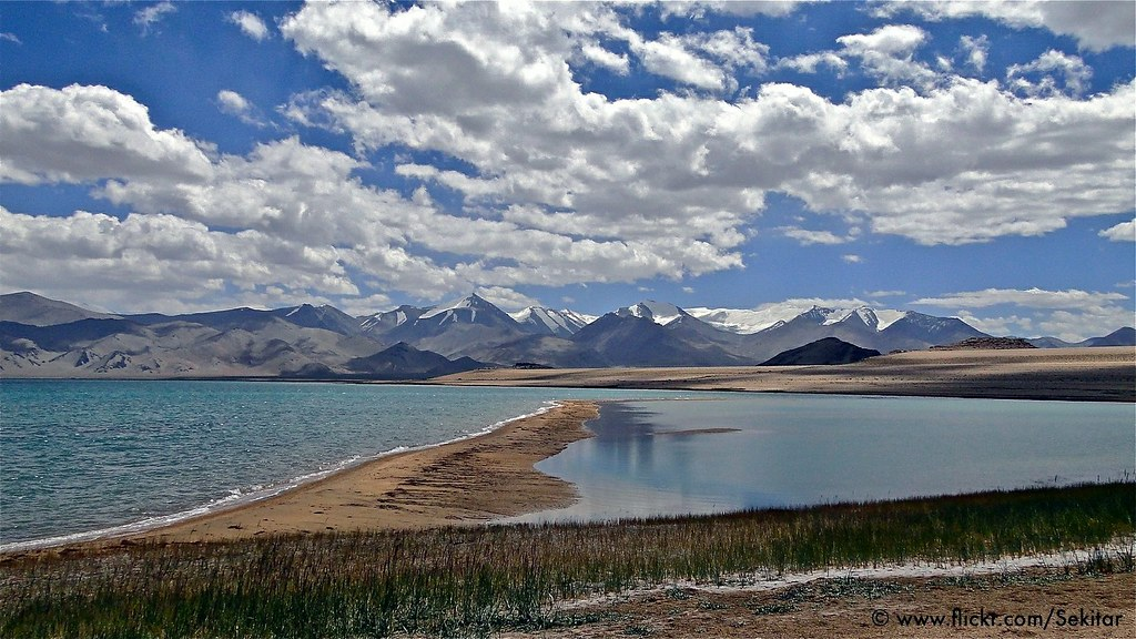 Karakul Lake Tajikistan Karakul Lake 3900 m