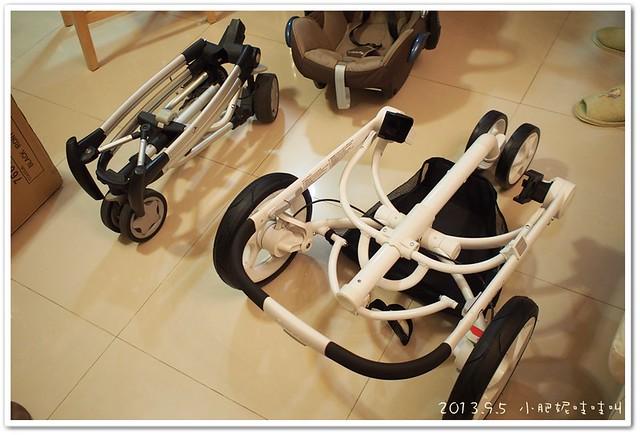 【Combi Handy auto4cas嬰幼兒手推車】娃娃車還是越輕巧越好啊!!!
