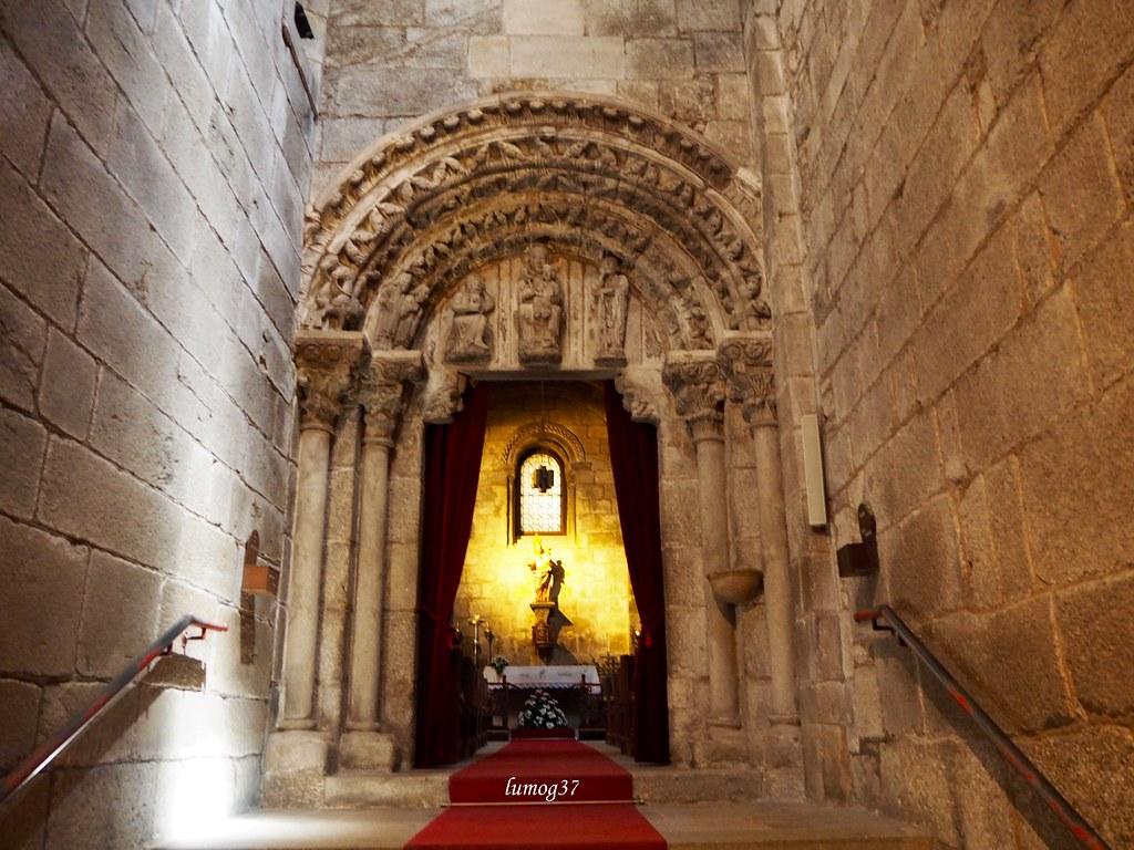 Interior de la catedral de santiago de compostela 2 flickr - Interior santiago de compostela ...