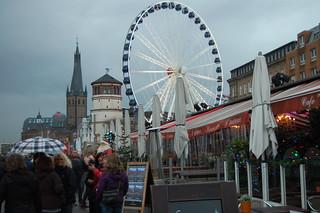 feest in Düsseldorf
