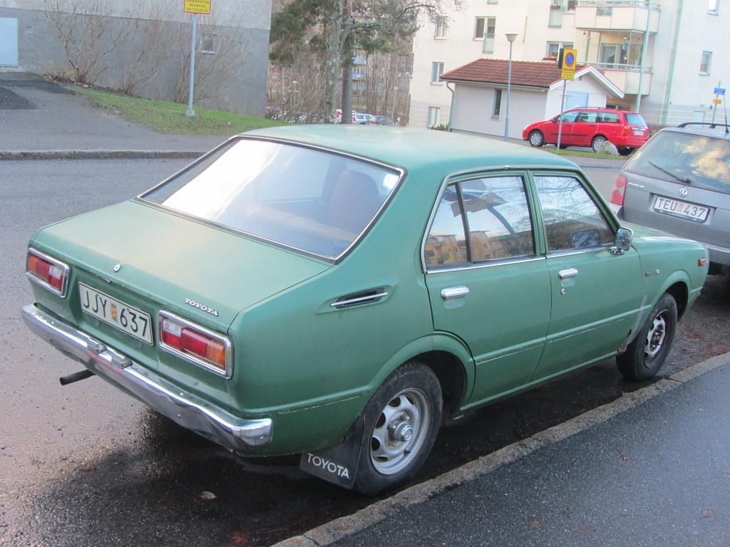 Toyota Corolla Ke30 1976 Pretty Incredible That I Found