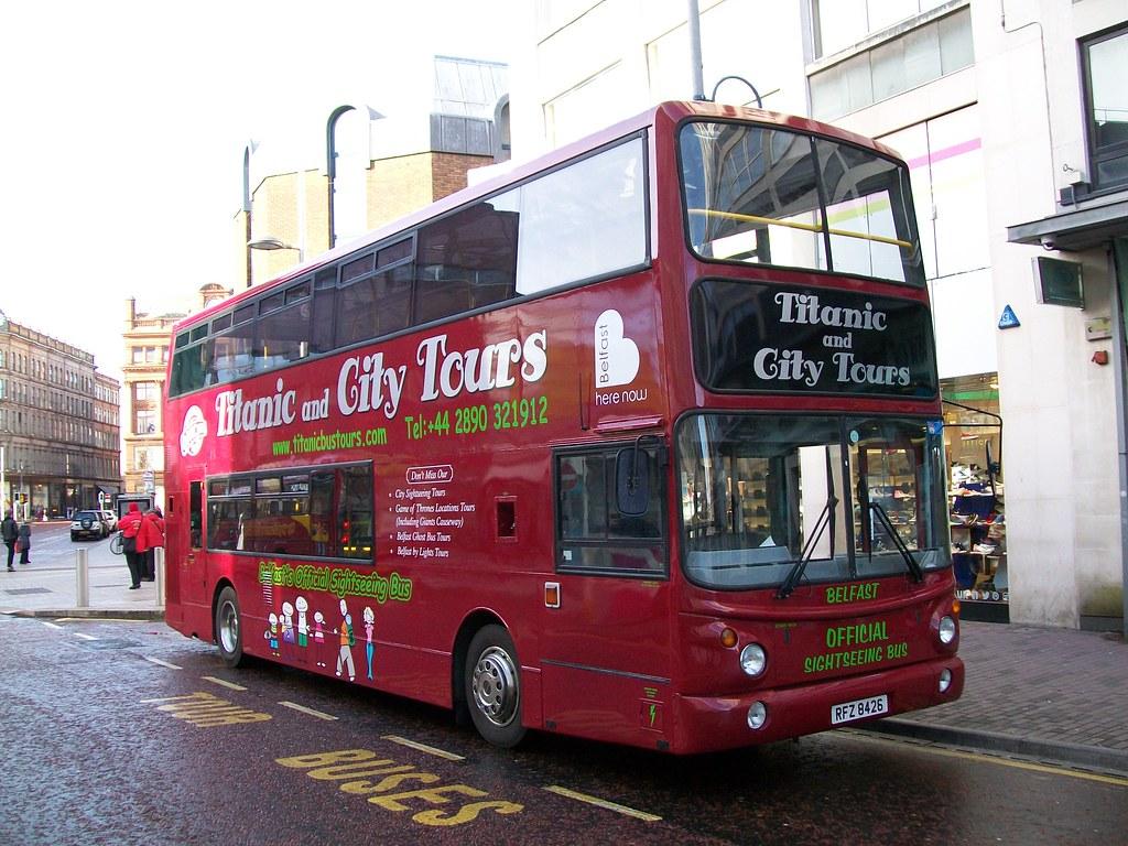 Belfast Sightseeing Bus Tours