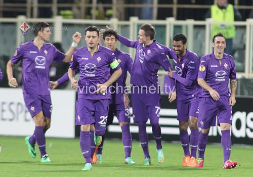 ACF Fiorentina vs Esbjerg fB