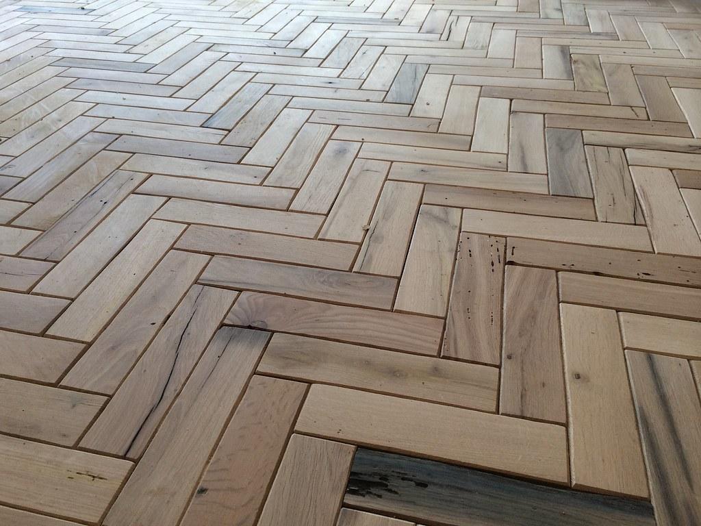 reclaimed french oak parquet flooring james sanderson flickr. Black Bedroom Furniture Sets. Home Design Ideas