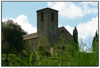 Església de St. Andreu, Castellcir
