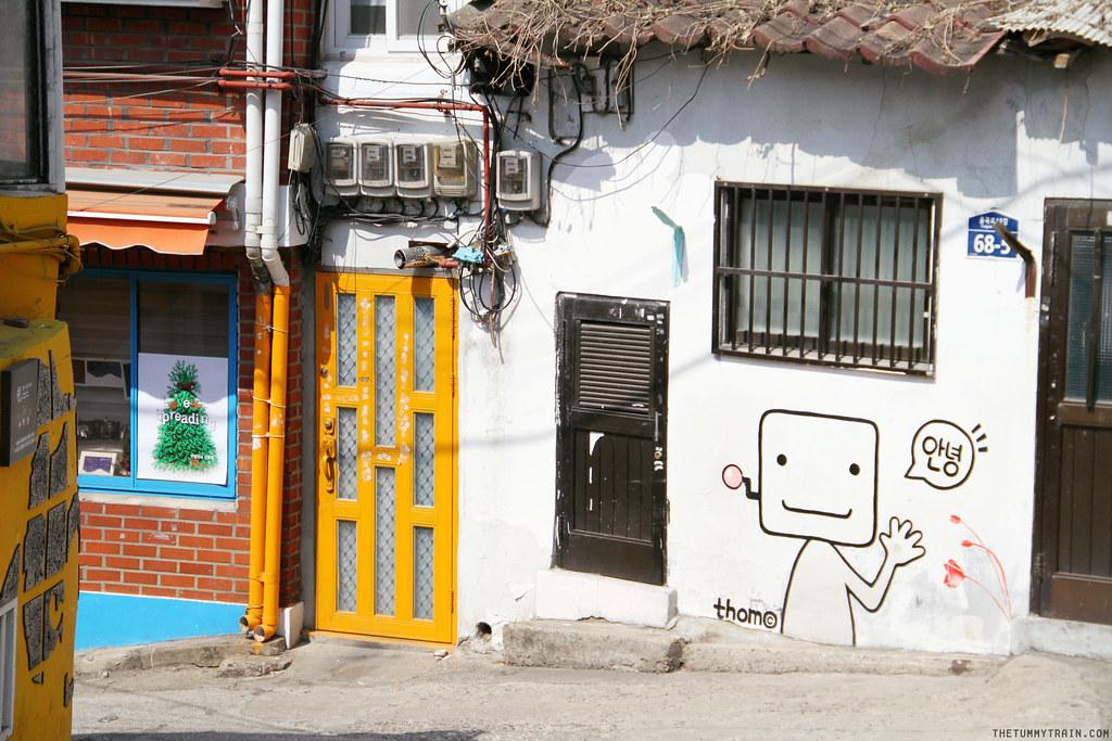 32810799403 8f26ec4a64 b - Seoul-ful Spring 2016: A mini exploration of Ihwa Mural Village
