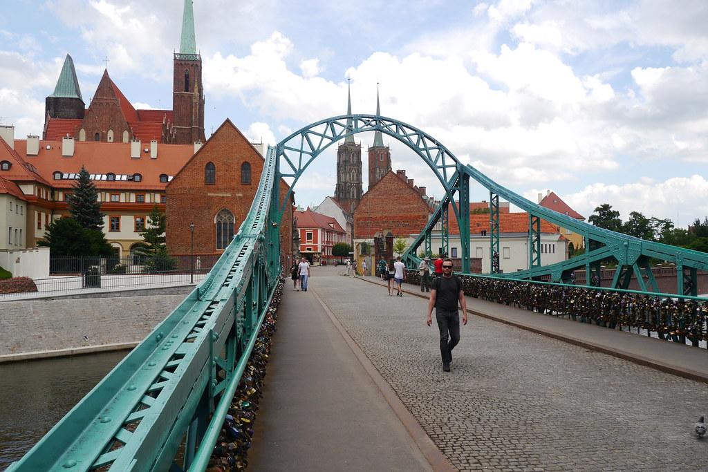 Puente Wroclaw