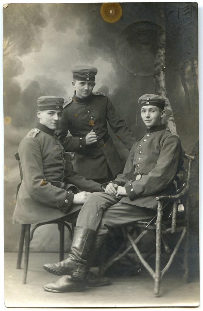 Postkarte von rekrut hans febelins febehns vom klev for Depot wesel
