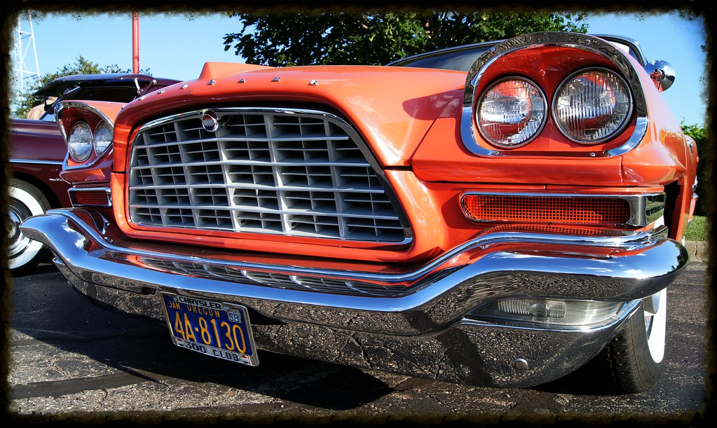 Walter White Chrysler >> 1958 Chrysler 300-D | 1st Combined Convention 28th Annual Na… | Flickr