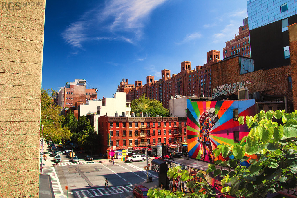 the highline a new destination