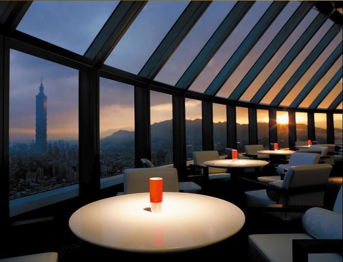 シャングリ・ラ ファー イースタン プラザ ホテル 台北のオススメポイント