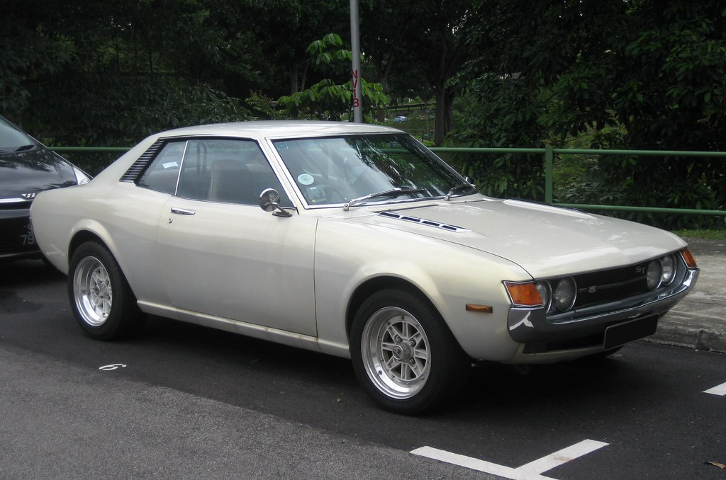 1973 Toyota Celica St Nighteye Flickr