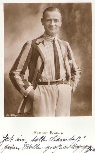 Albert Paulig