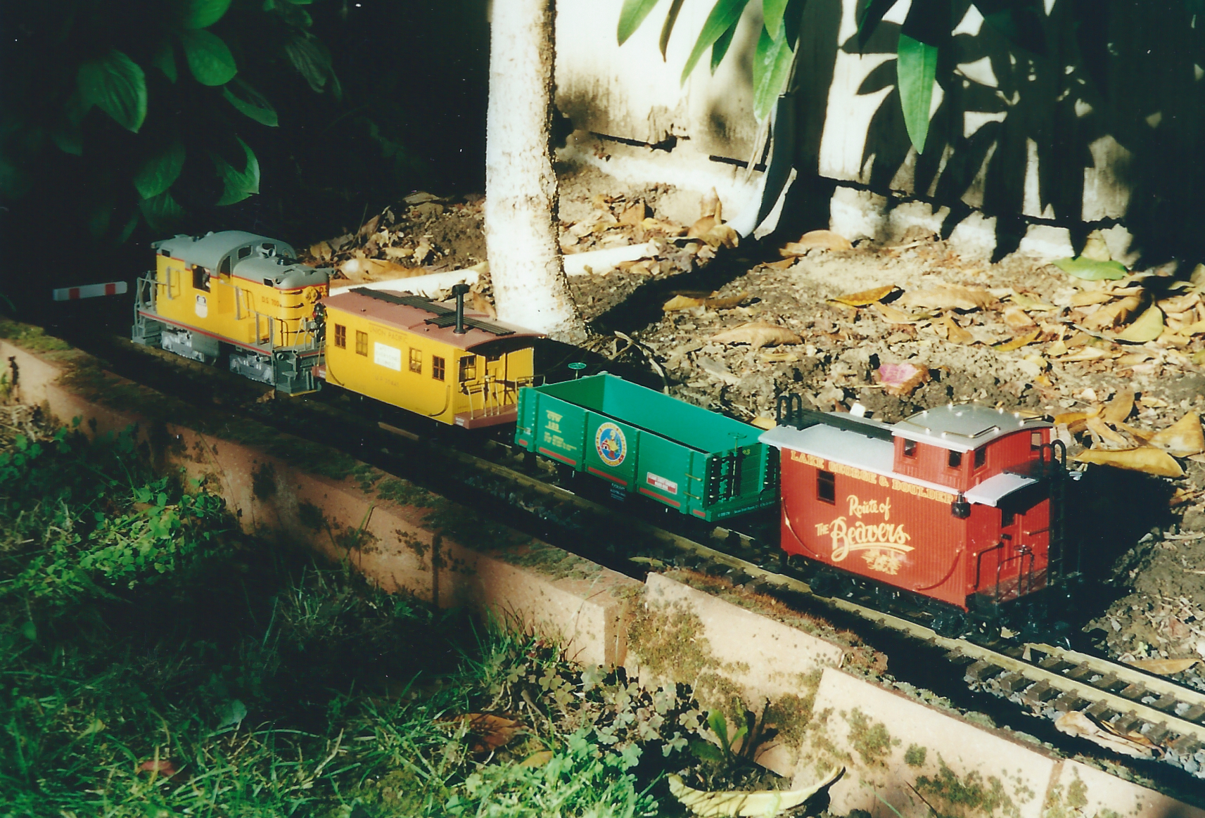 Garden Railway, 2816 SE Clay