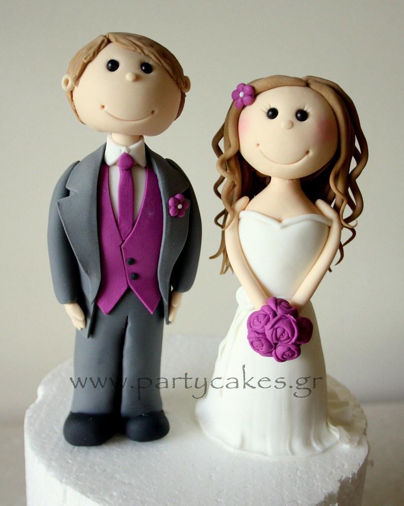 Bride Groom Toppers 2 Samantha Jane Potter Flickr