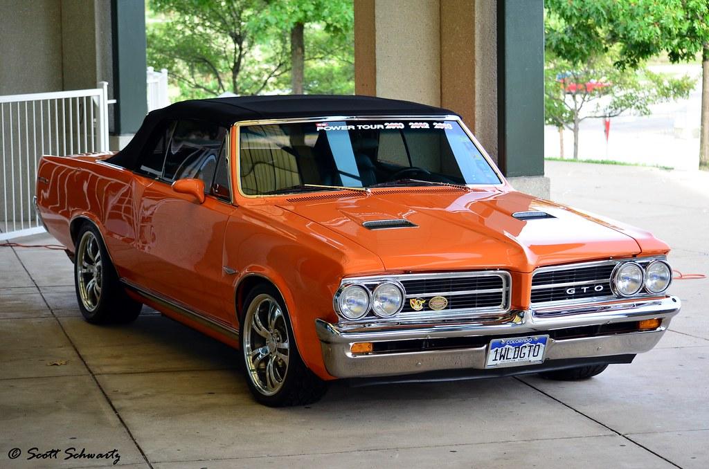 1964 Pontiac Gto Convertible Scott597 Flickr