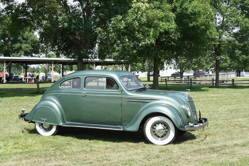 Walter White Chrysler >> 35 DeSoto Airflow SG Business Coupe | 1st Combined Conventio… | Flickr